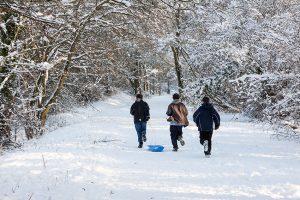 Avoiding Skiers Thumb - Blog - Courtyard Clinic Malmesbury