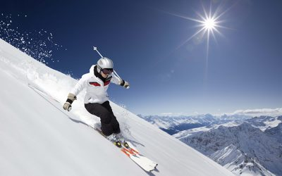 Can you get whiplash whilst skiing?