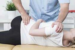 Treatments and Services - Chiropractic Service - Courtyard Clinic Malmesbury