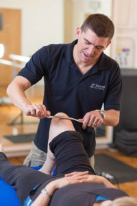 Matt Sherrington - Physiotherapy - Courtyard Clinic Malmesbury