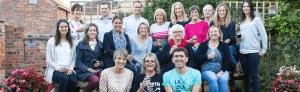The Team Photo - Courtyard Clinic Malmesbury