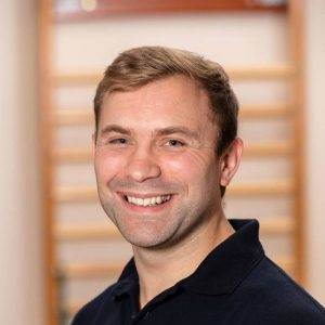 Ian Thomas, Dietitian at Courtyard Clinic Malmesbury